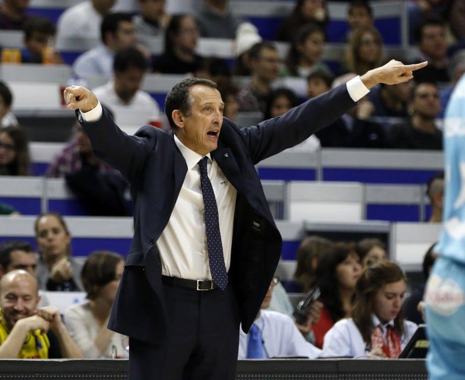 Salva Maldonado y la actualidad de Movistar Estudiantes, en Play Basket