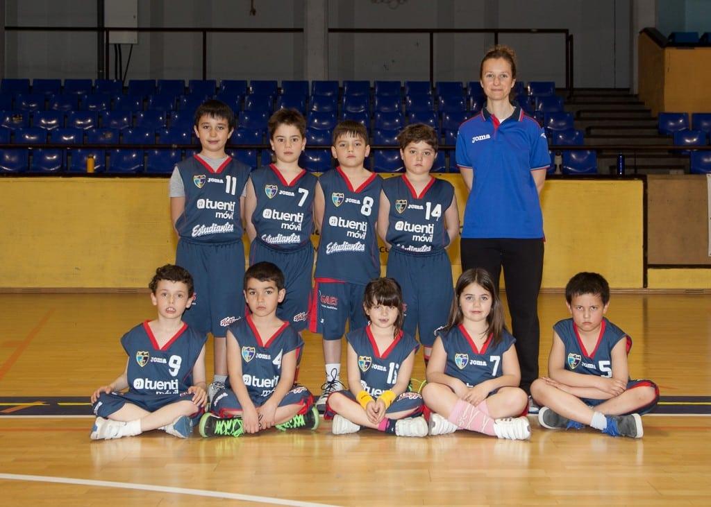 Tuenti Móvil Estudiantes 2013-14. Escuela Iniciación S Alemán.