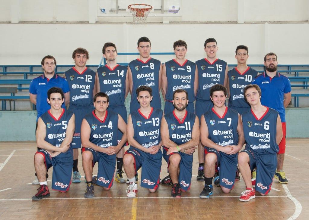 Junior C Masculino. Tuenti Móvil Estudiantes 2013-14