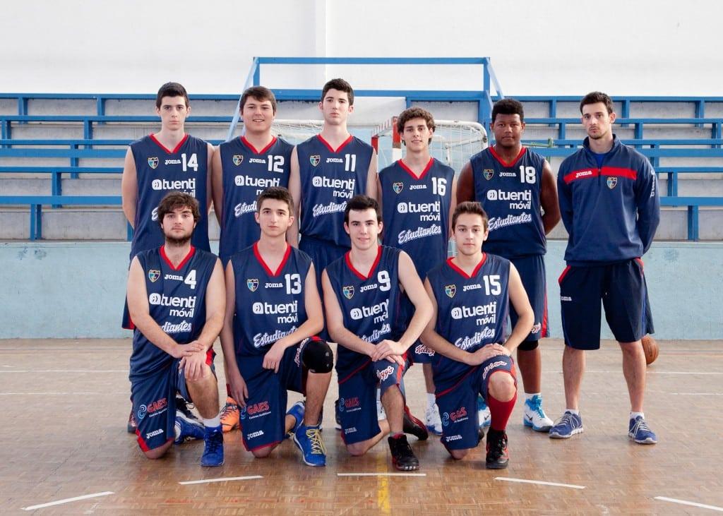 Junior F Masculino. Tuenti Móvil Estudiantes 2013-14