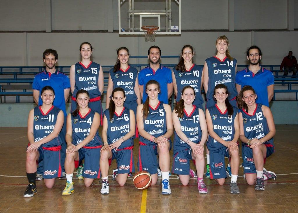 Junior A Femenino. Tuenti Móvil Estudiantes 2013-14