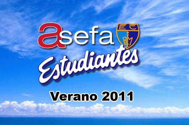 Verano 2011 de Asefa Estudiantes