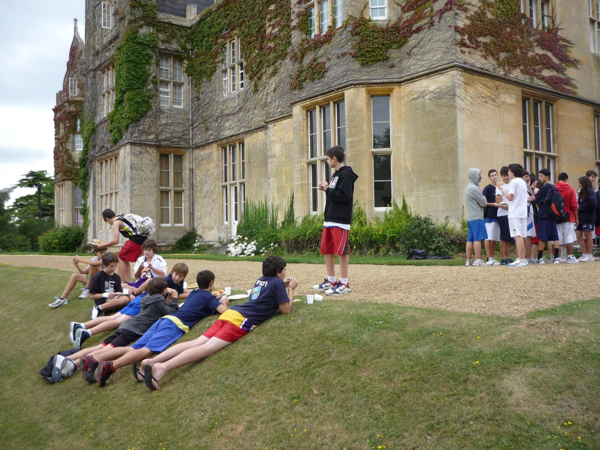Blog from England: Se acaba la aventura