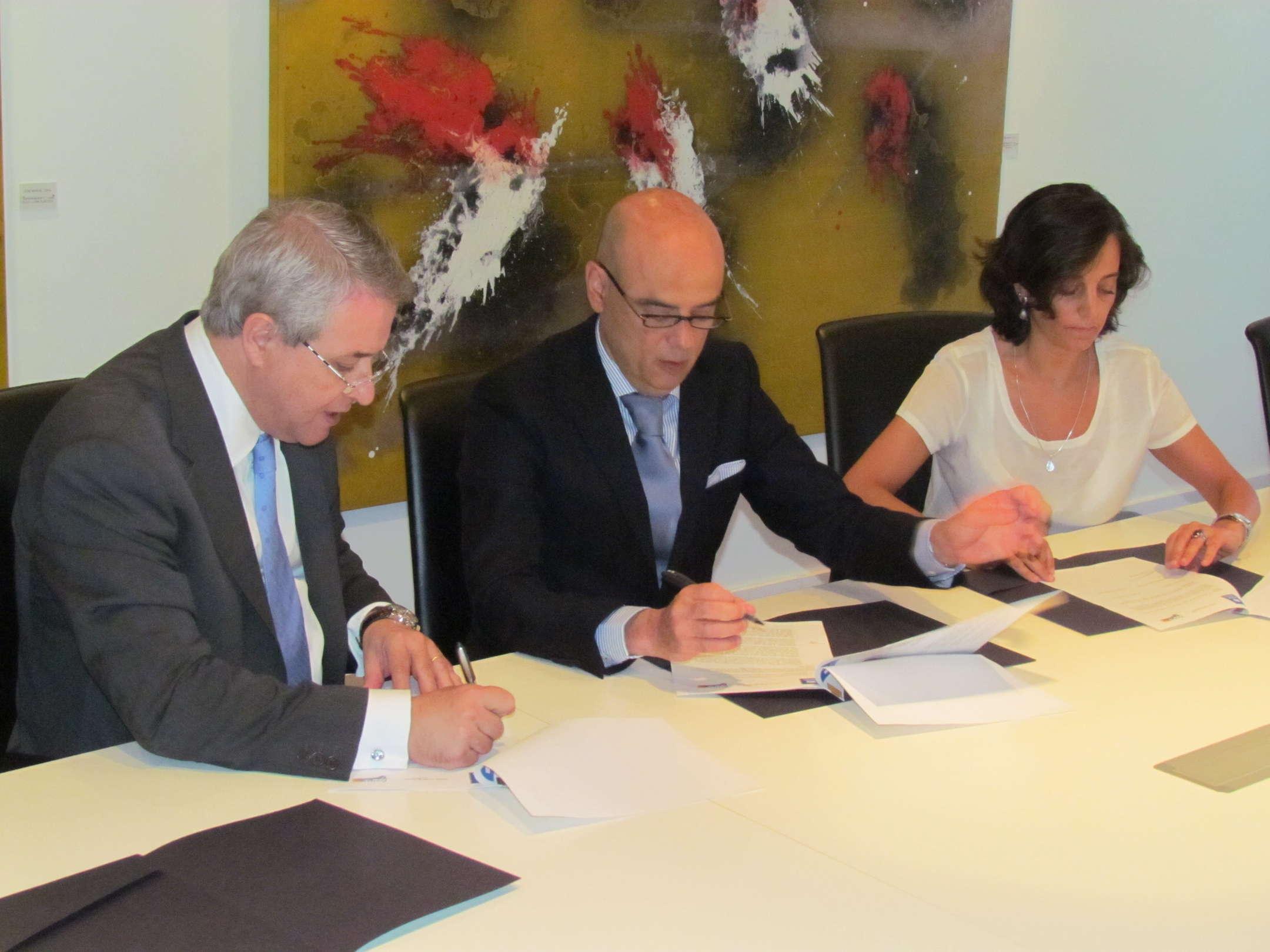 Fundación Estudiantes firma un convenio para el Máster en Derecho y Gestión del Deporte