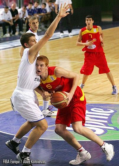U18M: España arrasa a Turquía y se jugará el oro ante Serbia