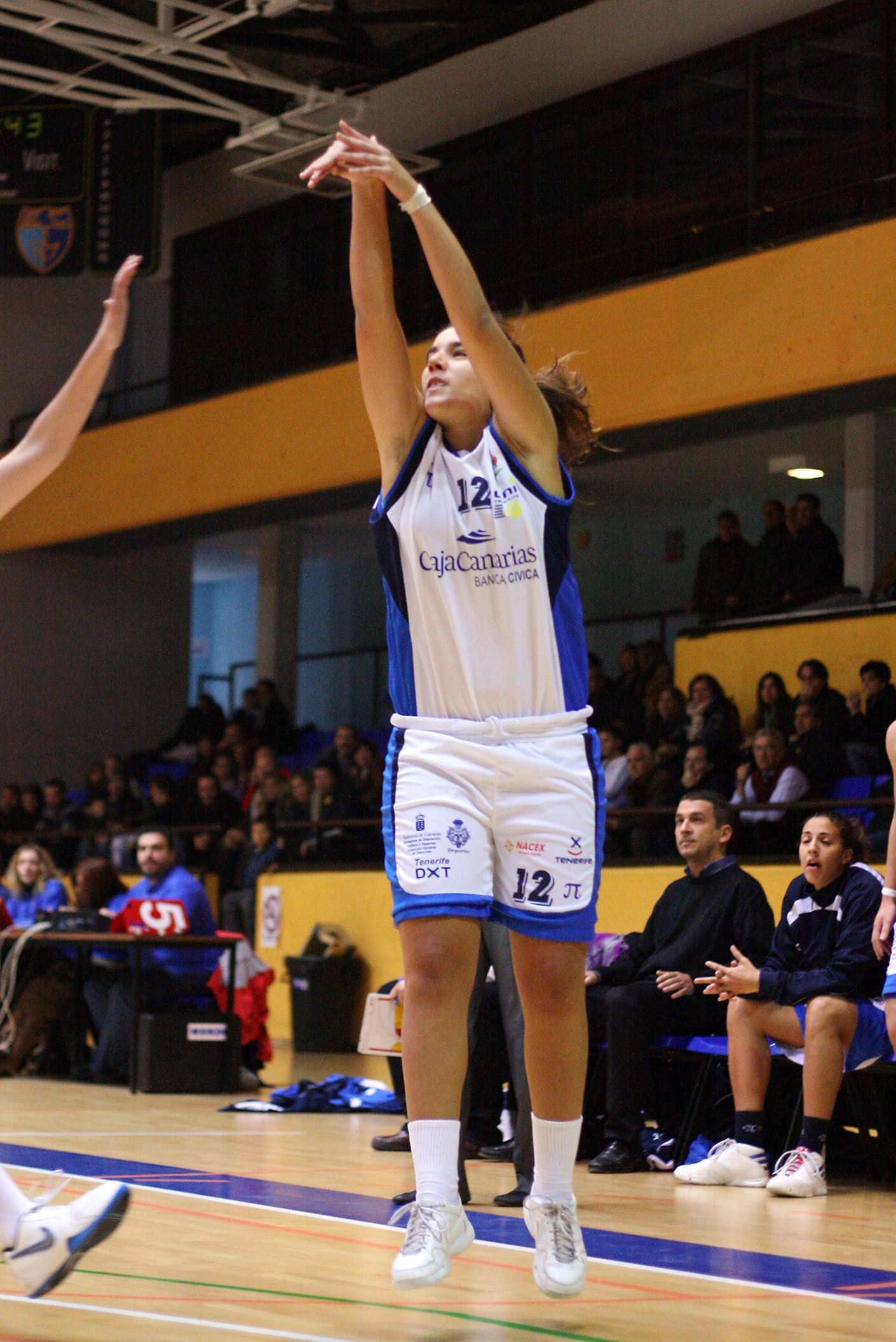 LF2: Teresa González nueva jugadora del Asefa Estudiantes