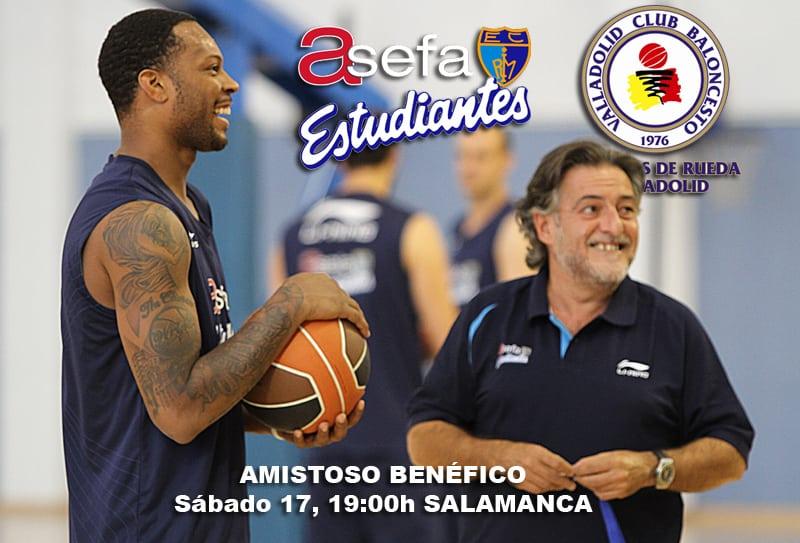 Primera oportunidad para ver al nuevo Asefa Estudiantes (sábado, 19:00h)