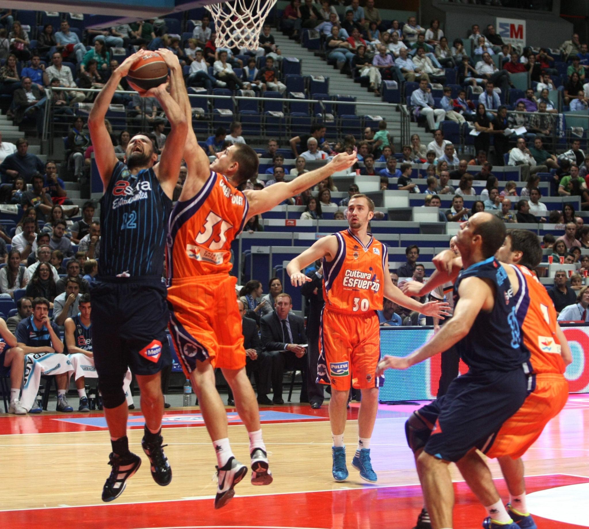 VIDEO: Asefa Estudiantes- Valencia Basket