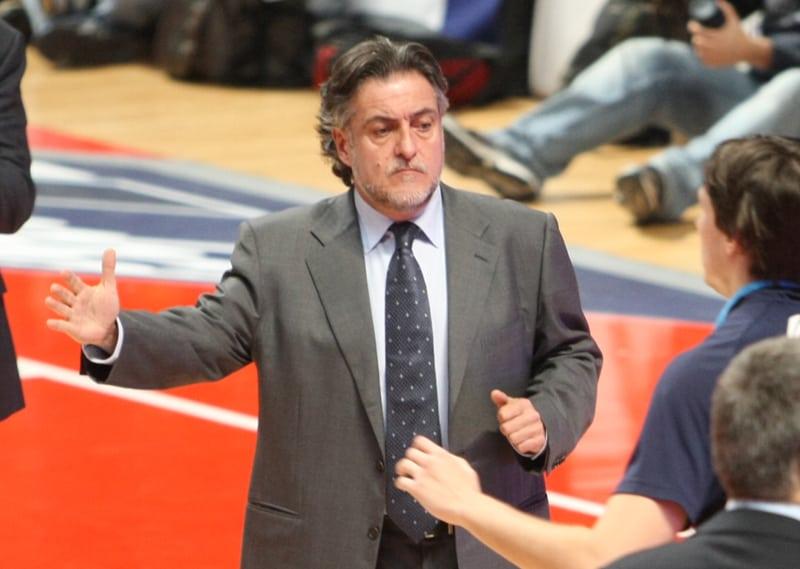 Pepu Hernández, profesor del Máster en Derecho y Gestión del Deporte
