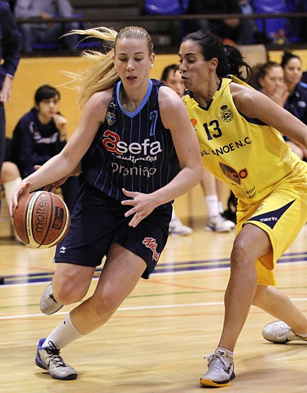 Sarah Rodríguez y Elena Díaz, con la preselección U-20