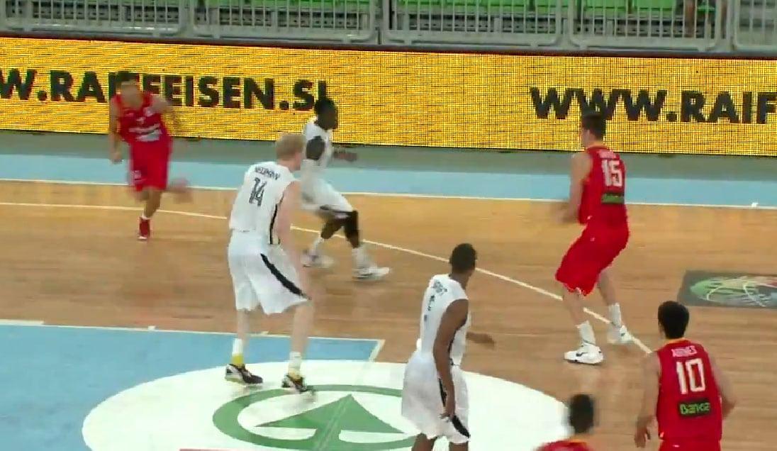 Jaime y Fran ganan a Alemania (73-47) y jugarán las semifinales contra Francia