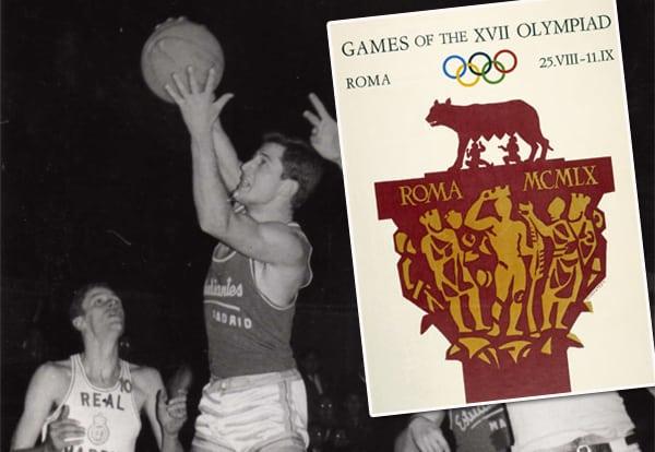 Estudiantiles y olímpicos (1): Codina, el pionero en Roma´60