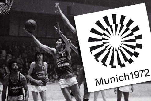 Munich 1972: el máximo anotador y el entrenador ayudante
