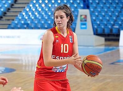 Elena Díaz y Sarah Rodríguez terminan la segunda fase con victoria (74-51)