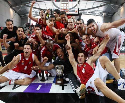 Vistazo a los rivales en Lisboa: Benfica y Lagun Aro GBC o Cáceres