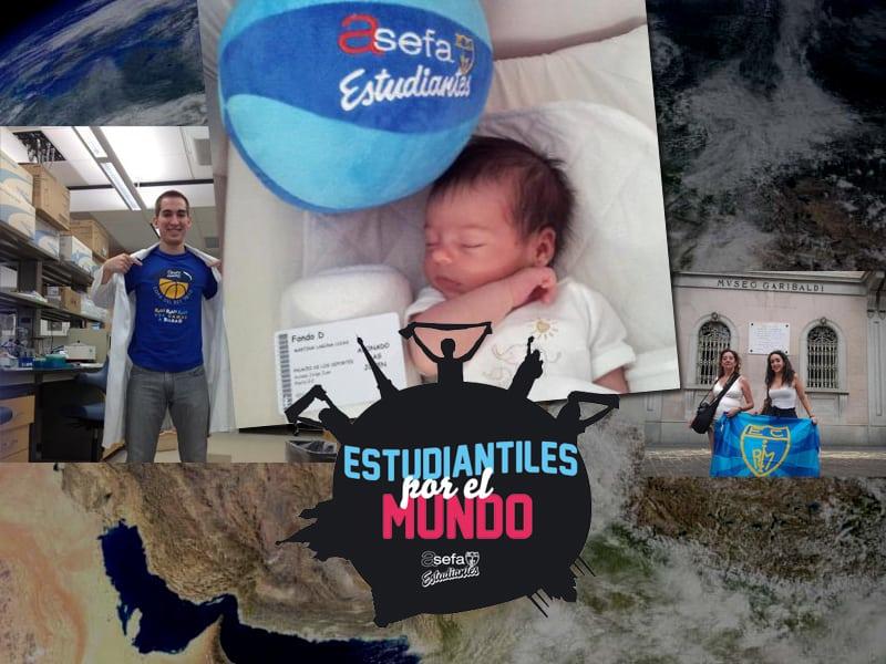 ¡Ya tenemos ganadores de Estudiantiles por el Mundo 2012!