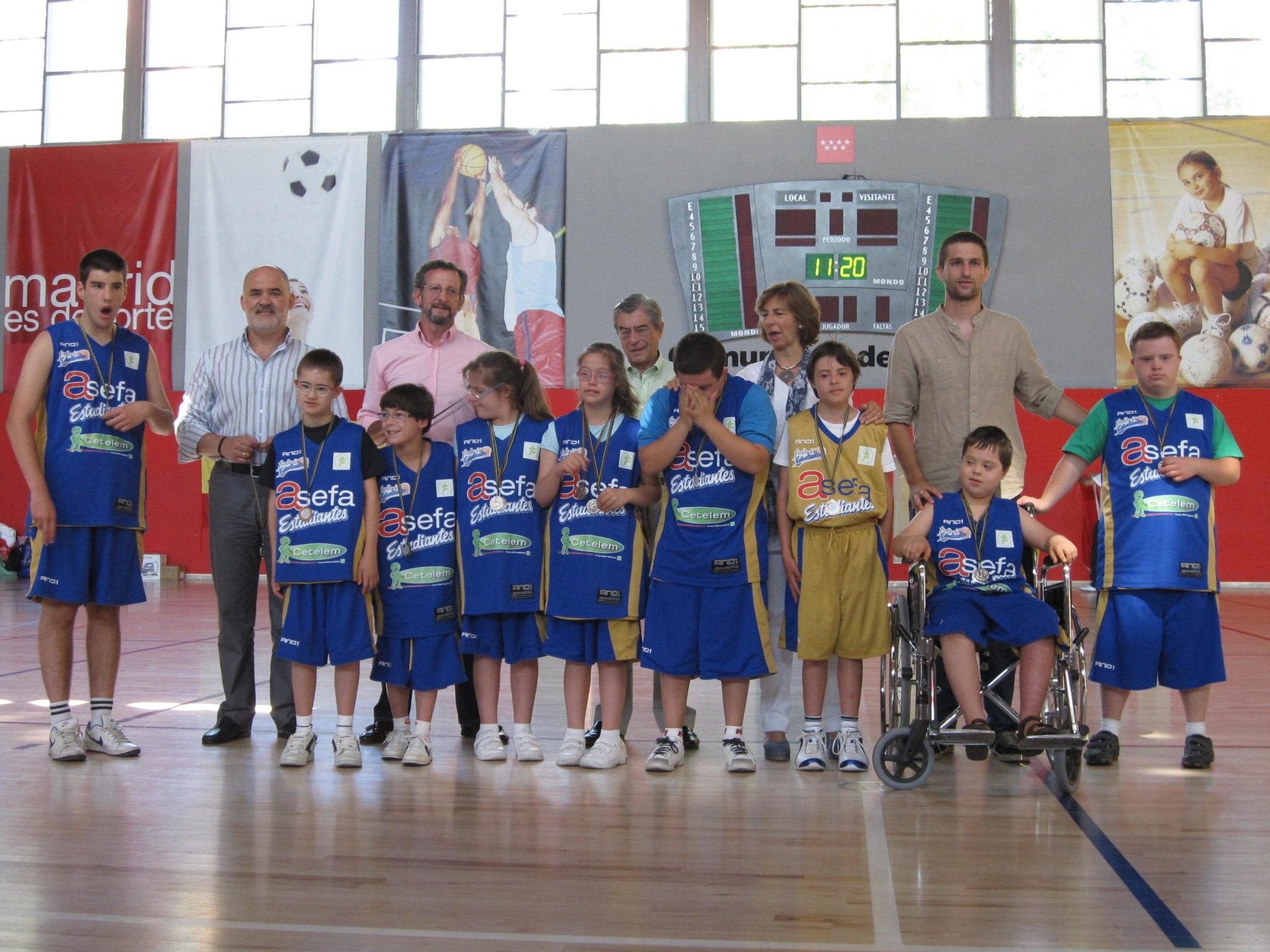"""Blog de cantera: """"Baloncesto para todos"""" empieza con 2-1"""