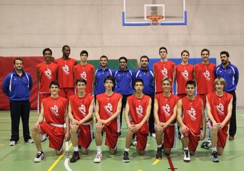 Ocho estudiantiles en el campeonato de España cadete