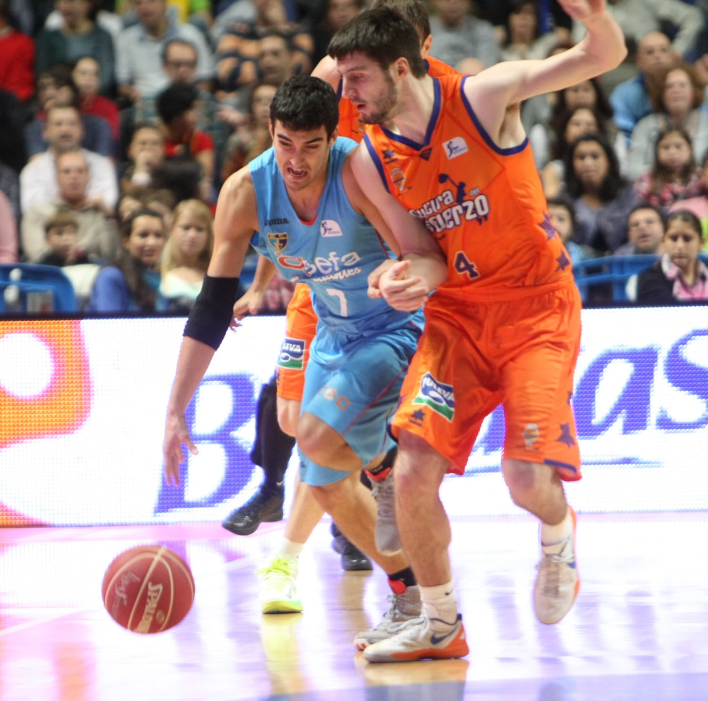 Valencia Basket, rival en cuartos de Copa