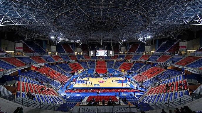 Buesa Arena, un recinto de primera