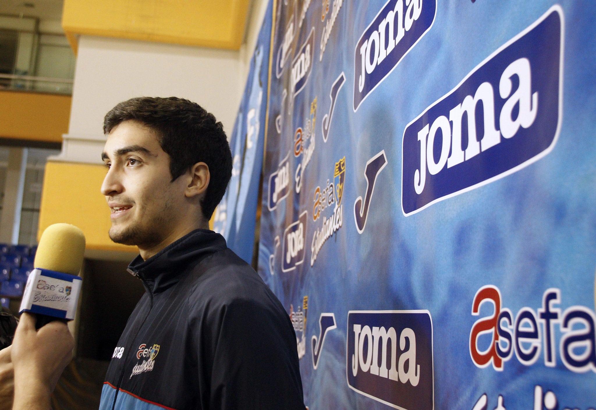 "Jaime Fernández: ""En Copa no cuenta la dinámica en que llegues: es a cara o cruz"""