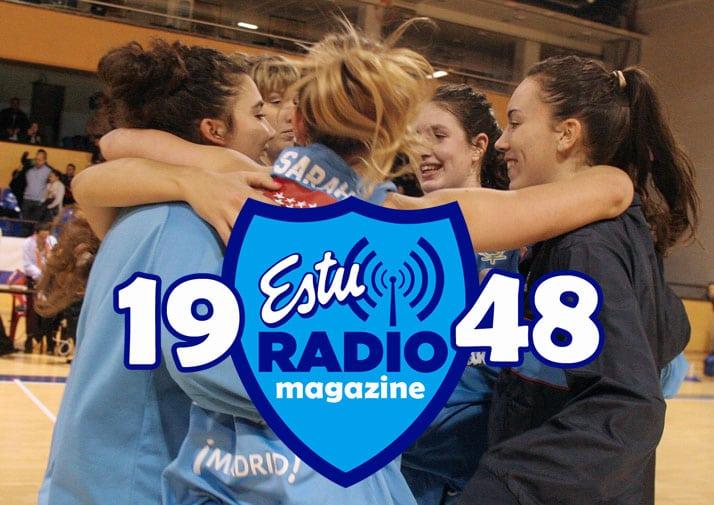 Escucha el magazine del 3 de abril: risas y baloncesto con las chicas del LF2… y mucho más