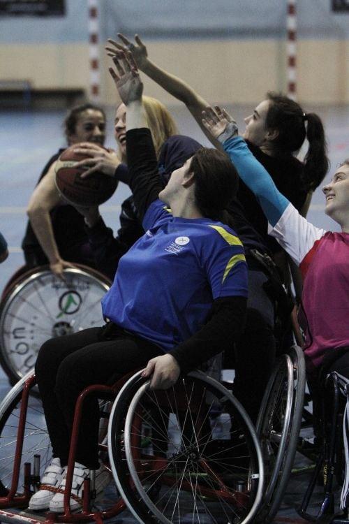 En primera persona: Sarah Rodríguez cuenta su experiencia con la Selección de Baloncesto en Silla de Ruedas