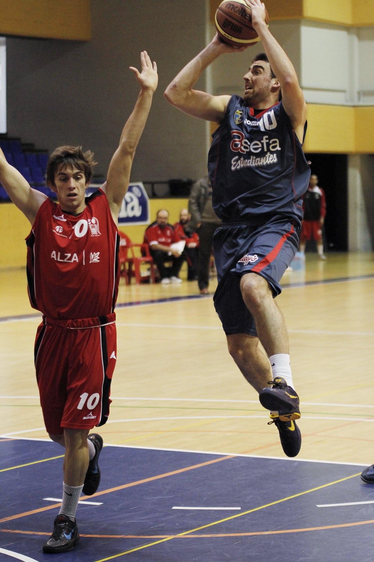 EBA: Visita trampa a la cancha de Basket Azuqueca (sábado 18:15h)