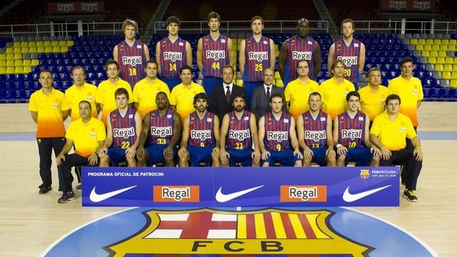 Vistazo al rival: FC Barcelona Regal. La Euroliga marca nuestro partido.