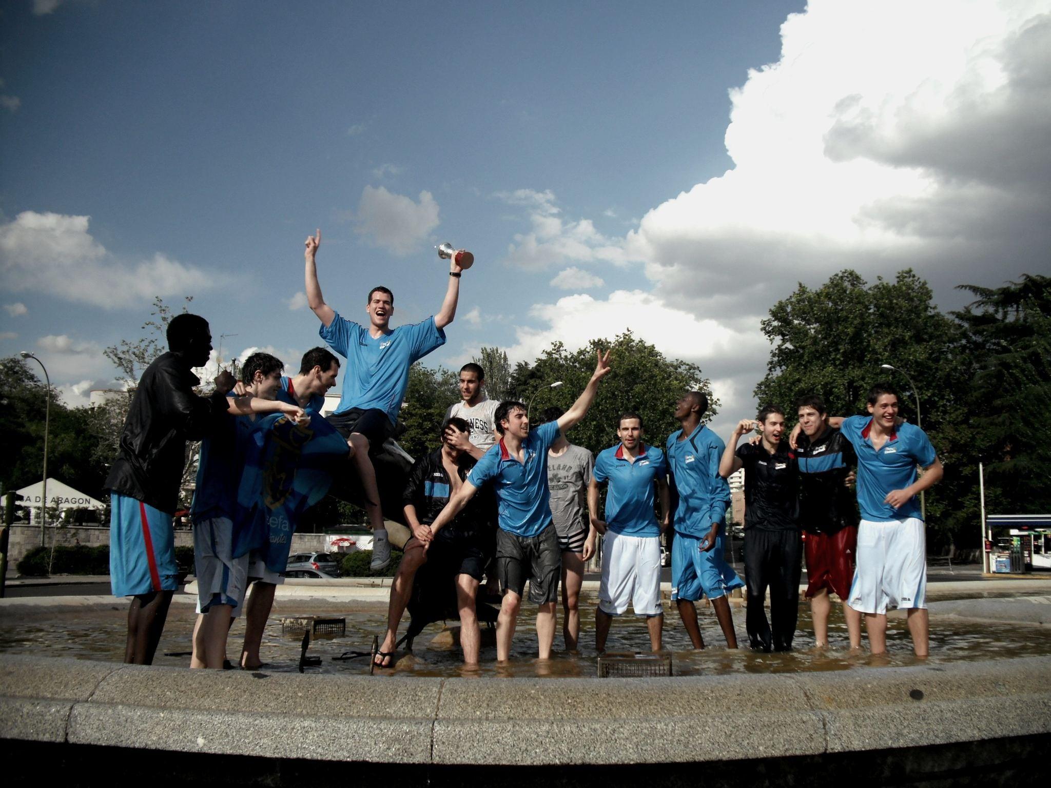 Los chicos de plata de Asefa Estudiantes: ascenso a LEB Plata 2012-13 (VIDEO)