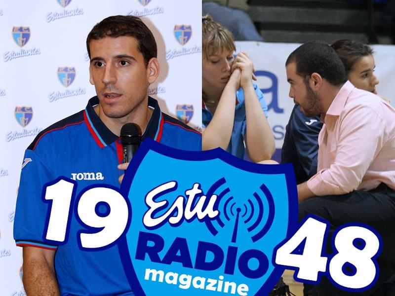 Quino Colom y Fito González estrenarán el nuevo horario del magazine de EstuRadio (miércoles 17:30h)