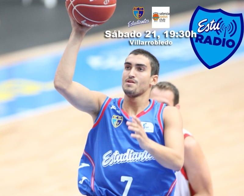 Valencia Basket, potentísima piedra de toque en el ecuador de la pretemporada (sábado 19:30h, Villarrobledo. EstuRadio)