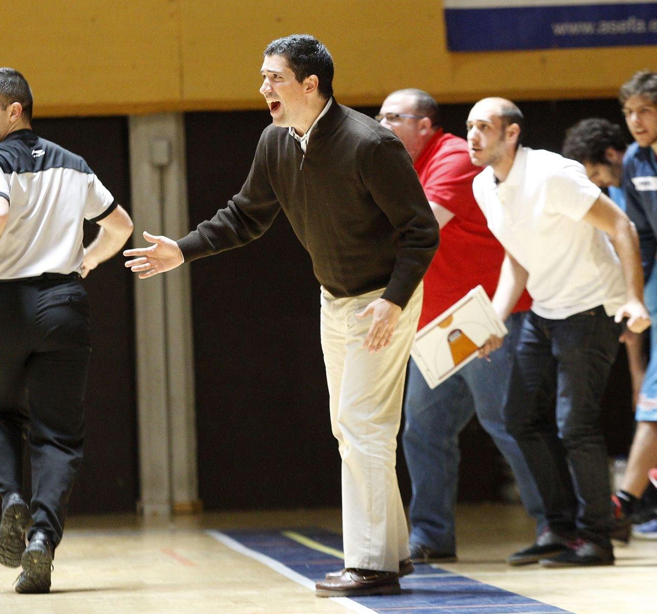 """Mariano de Pablos: """"La cercanía con el equipo ACB es un estímulo permanente """""""