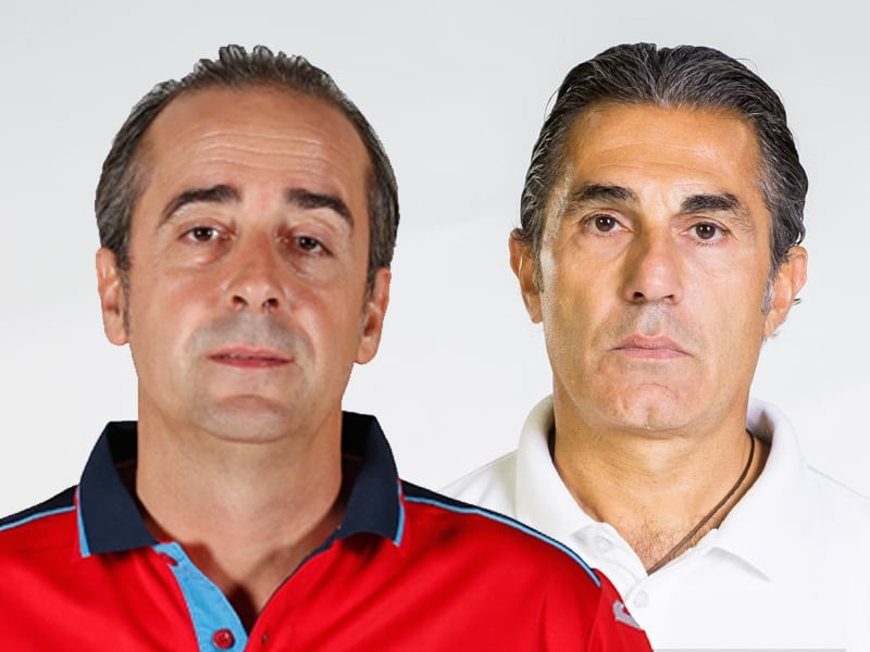Cinco años después, Vidorreta VS Scariolo