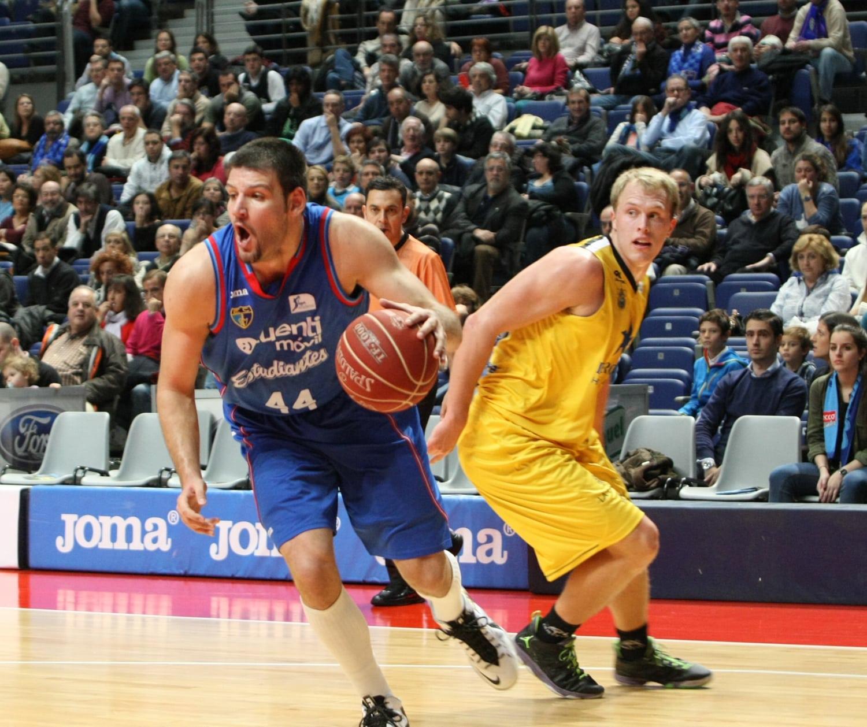 Dejan Ivanov , Jugador de la Jornada 10 de la Liga Endesa, con 32 de valoración