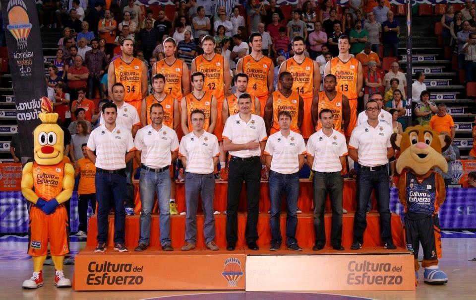 Vistazo al rival: Valencia Basket, la amenaza del duopolio