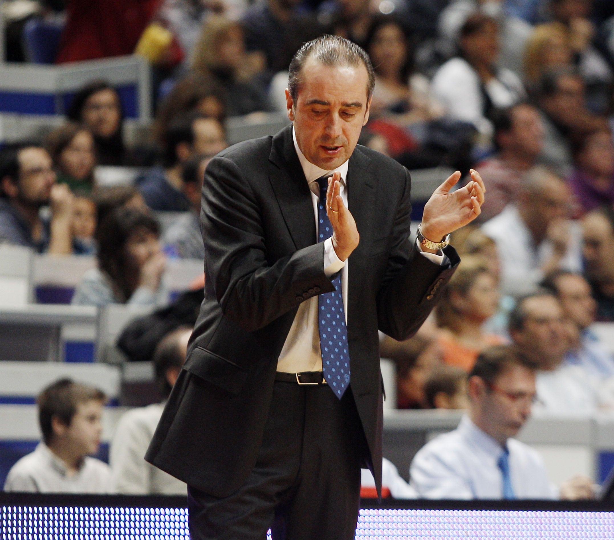 Txus Vidorreta alcanzará 300 partidos ACB