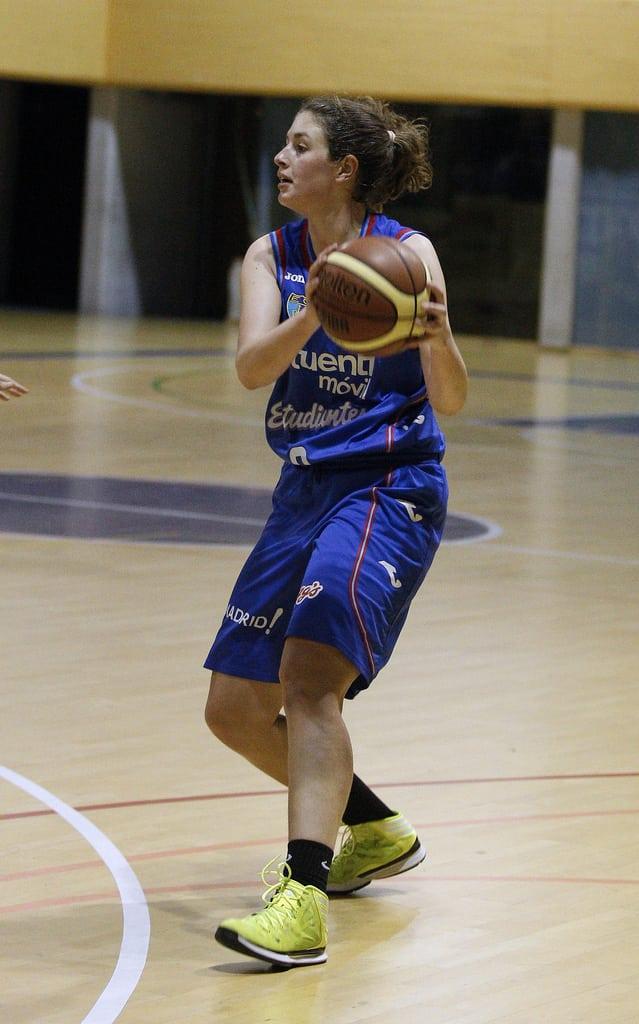 Elena Díaz, MVP de la jornada en la Liga Femenina 2