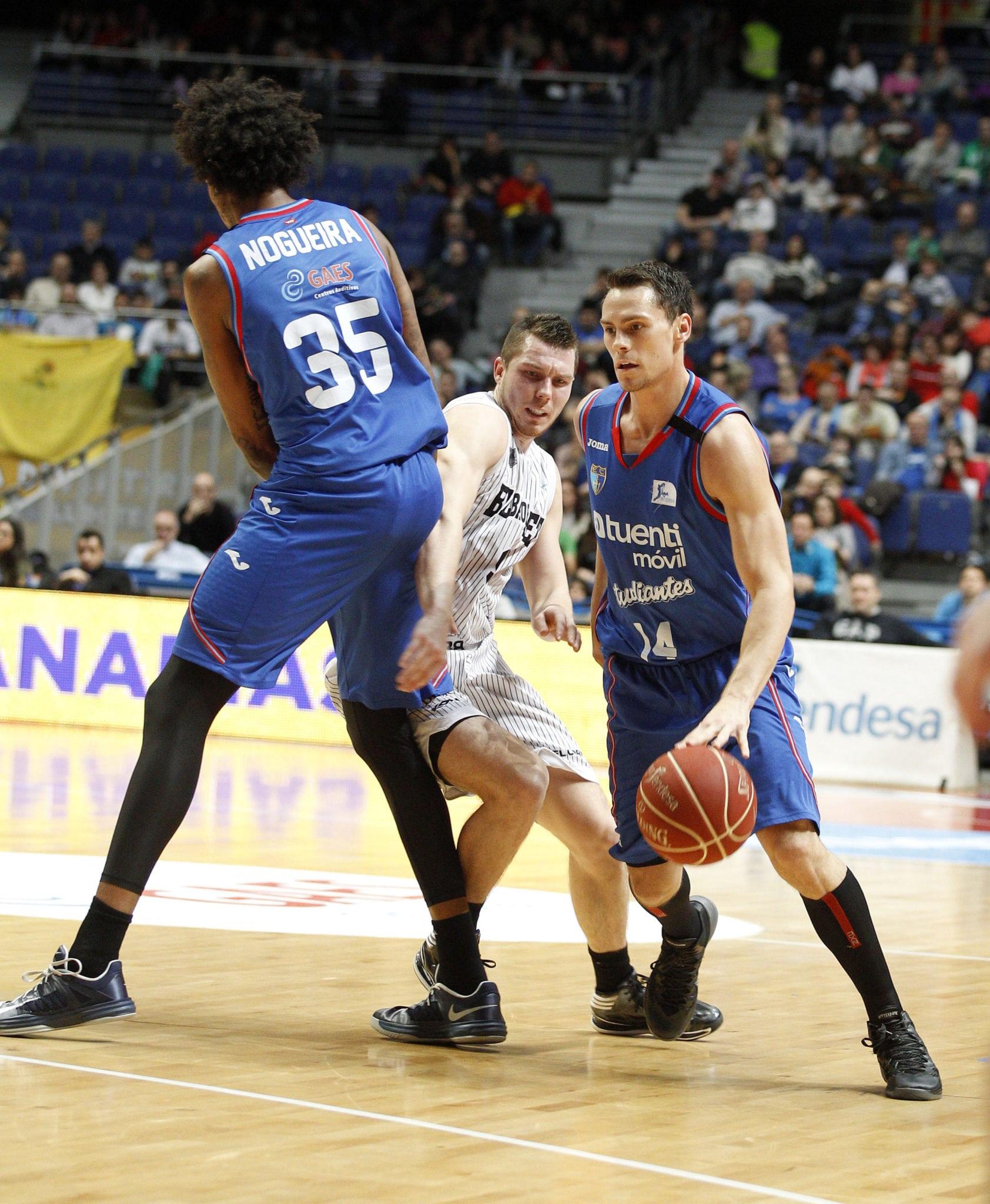 Óscar a la mejor actuación del año tras el descanso para remontar a Bilbao Basket (86-80)