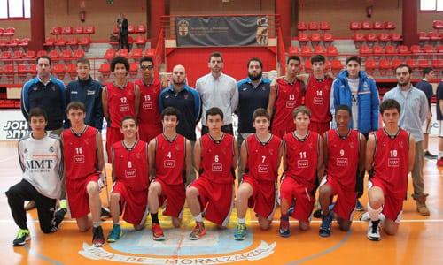 10 estudiantiles en las selecciones de Madrid que disputarán campeonatos de España autonómicos en Semana Santa