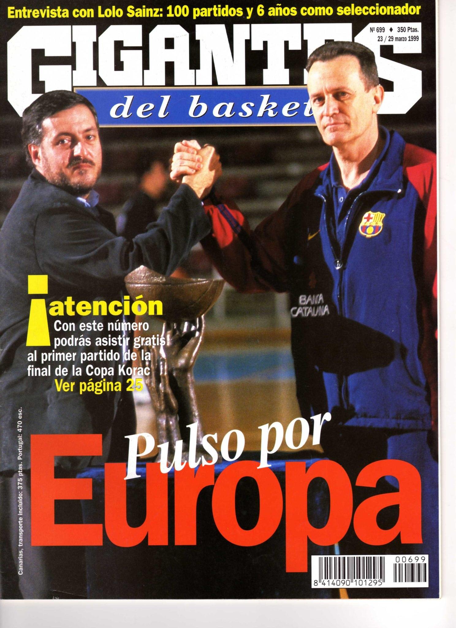 """EstuRadio: sesión remember de la Korac del 99 con """"Ganar es de horteras"""", un infiltrado fuenlabreño de cara al derbi regional, qué pasó en Murcia y más"""