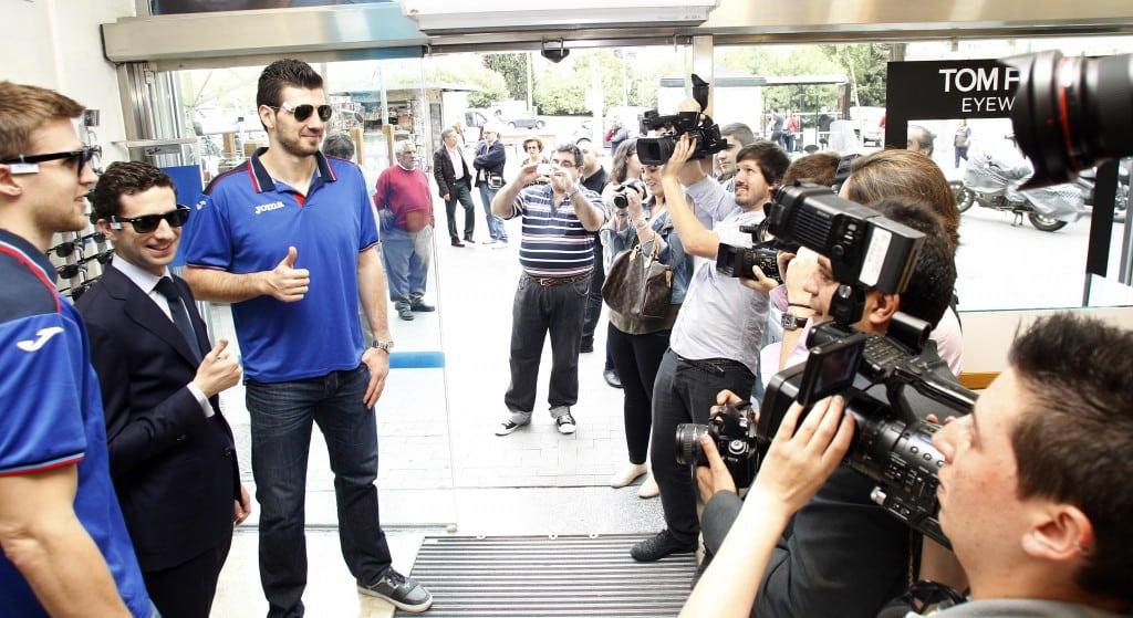 """Marko Banic: """"Muy fuertes en defensa y con el Palacio a tope, ganar el derbi no es una misión imposible"""""""