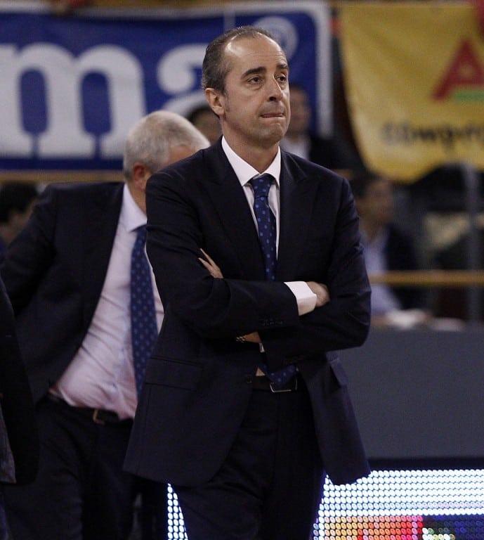 """Txus Vidorreta: """"Queremos acabar con 13 victorias ante un equipo que ha hecho una gran campaña"""""""