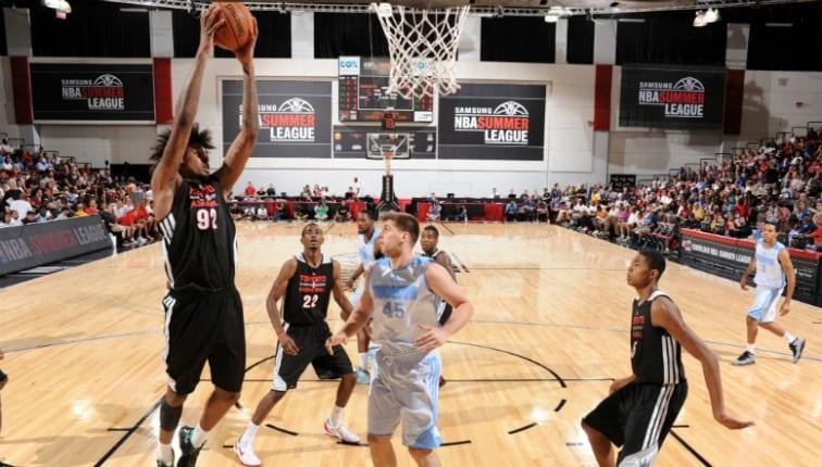 Lucas Nogueira juega con Toronto Raptors una Summer League NBA en la que también encontramos a Kuric, Clark o Granger