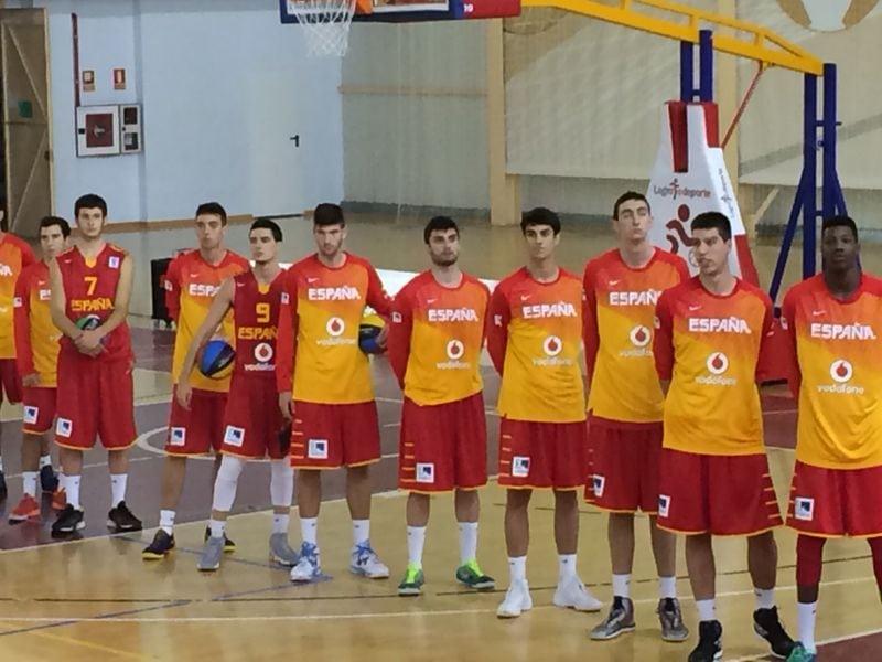 Último torneo para Jacobo Díaz antes de viajar al Europeo U18M de Turquía