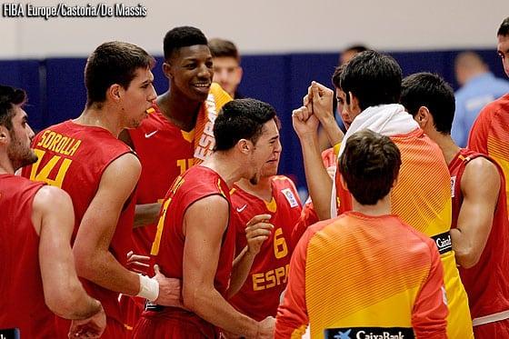 Más difícil todavía: España U18 está en cuartos del Europeo. Les espera Croacia