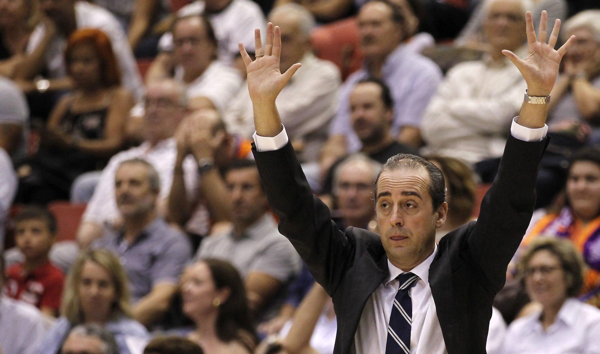 """Vidorreta: """"Valencia Basket ha sido un justo vencedor"""""""