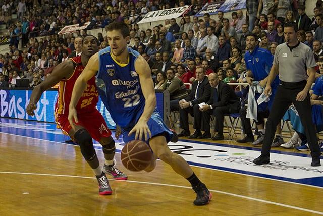 Tuenti Móvil Estudiantes cae en Murcia (79-65). Así vivimos el partido.