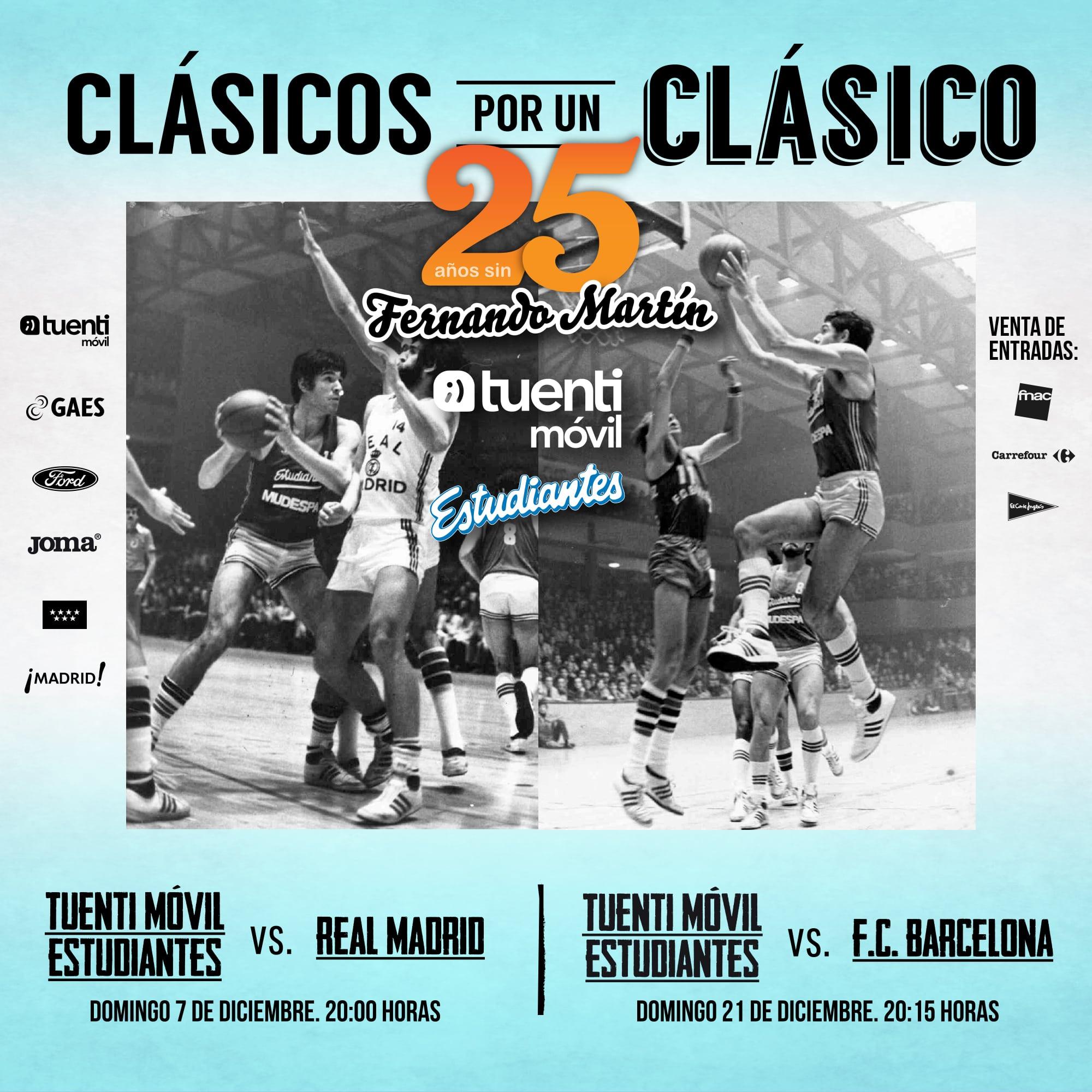 Entradas Tuenti Móvil Estudiantes- Real Madrid. Domingo 7 de diciembre 20:00h