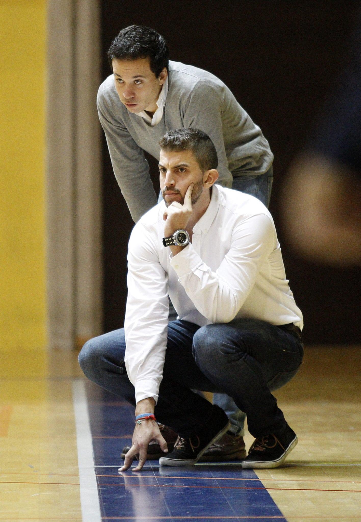 EBA: El entrenador reflexiona. Blog de Javier Zamora
